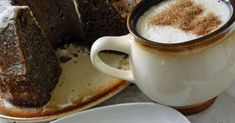 Makovo-tvarohová bábovka Pudding, Tableware, Desserts, Food, Tailgate Desserts, Dinnerware, Deserts, Custard Pudding, Tablewares