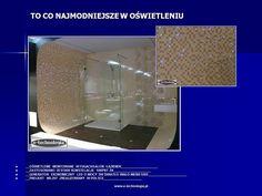 Zestaw Konstelacje Świetlne nowoczesne łazienki