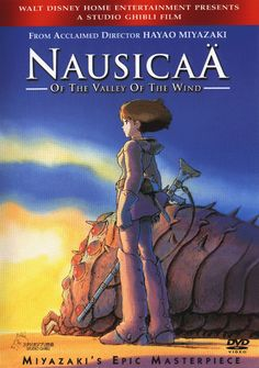 Online Ghibli - Nausicaa of the Valley of the Wind