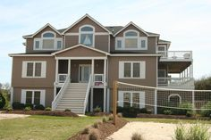 Outer Banks Rental ~ Oceanside ~ Scrimshaw This is the house we hope to rent!!!!