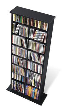CD and Video Racks 22653: Leslie Dame 41 Library Media Storage ...