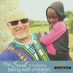 The Soul is healed by being with Children #GOSENDSPONSOR