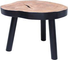 Mango Wood Coffee Table Black (Coffee table) | image 3