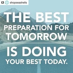 """What great inspiration to keep motivated!! Some days it's difficult to keep on track. Some days you just want to """"mail it in"""" but that just means you'll have to work twice as hard tomorrow to claw back and regain what you lost today! Tomorrow's success starts with today.  _________________________  #motivationalquotes #motivational #motivation #entrepreneurlife #entrepreneur #entrepreneurship #girlboss #entrepreneurlifestyle #success #roadtosuccess #successquotes"""