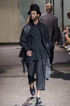 Yohji Yamamoto SS17 menswear #Eyewear