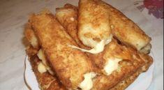 2019-04-01_0838 Pizza Recipes, Crockpot Recipes, Vegetarian Recipes, Cooking Recipes, Potato Recipes, Potato Sticks, Tasty, Yummy Food, Party Snacks