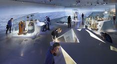 Gallery - Danish National Maritime Museum Permanent Exhibition / Kossmann.dejong - 9