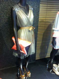 Vestido e clutch hoss | D'Maglia