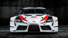 e07b71739436 Toyota on Tuesday released its first images of the GR Supra Racing Concept  that is being unveiled at this week s Geneva Motor Show.According to Toyota  ...
