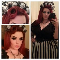 Tess Munster, I'm in LOVE with this hair!