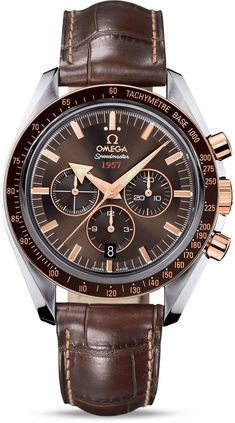 Buy and sell luxury watches on StockX including the Omega Speedmaster Broad Arrow Rose Gold in Steel/Rose Gold and thousands of other luxury watches from top brands. Stylish Watches, Luxury Watches For Men, Cool Watches, Luxury For Men, Army Watches, Sport Watches, Omega Speedmaster Broad Arrow, Omega Watch, Mens Fashion