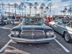 Chrysler at the Scottsdale Car Show by esaksenhaus with cityautomotiveautostreettravelcaroldtransportationvintageurbancarsblackvehicleautomobileUSAChrysler