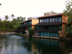 the fish resort Koh Chang, Spa Treatments, Simple Pleasures, Four Square, The Good Place, Relax, Fish, Mansions, Luxury