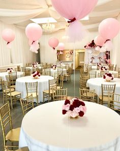 Thank Heaven for Little Girls Baptism/Birthday decor by at The Palace Banquet Hall in San Pedro by Girl Christening Decorations, Baptism Party Decorations, Birthday Table Decorations, Girl Baby Shower Decorations, Banquet Decorations, 21st Birthday Centerpieces, Girl Baptism Centerpieces, Balloon Centerpieces, Shower Centerpieces