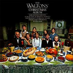 The Waltons' Christmas Album is a album featuring Christmas songs from classic Waltons TV show with narration by Will Geer. Christmas Albums, Christmas Music, Christmas Movies, Vintage Christmas, Christmas Vinyl, Hallmark Christmas, Christmas Images, The Waltons Tv Show, Walton Family