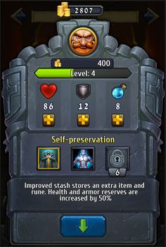 from dungelot 2 game Game Interface, User Interface Design, Vikings Game, 2d Game Art, Game Ui Design, Game Props, I Love Games, Dragon Games, Ui Design Inspiration
