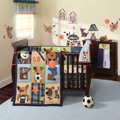 This Is The Nursery Theme Ideas Puppy Themes Dog