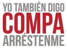 """""""@Renaterra_zas: Compas! #arrestenme #20NovMx #YaMeCanse """" Suscribo totalmente desde #CCH Vallejo"""