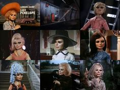 This is my tribute to Sylvia Anderson aka Lady Penelope / Aunt Sylvia. Joe 90, Thunderbirds Are Go, Puppet Show, Animation, Vintage Images, Science Fiction, Sci Fi, Cinema, Pink Outfits