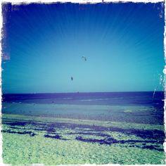 Kite surf  #far nearer