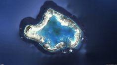 Seychelles | Satdrops - Amazing satellite imagery from around the world.