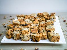 Vegan Rusks | Discover Delicious | www.discoverdelicious.org | Vegan Food Blog Vegan Treats, Vegan Snacks, Yummy Snacks, Vegan Food, Vegan Vegetarian, Vegetarian Recipes, Great Vegan Recipes, Snack Recipes, Cooking Recipes