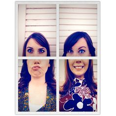 Photo booth iPhone app review: create fun portraits like this with ClassicBooth!