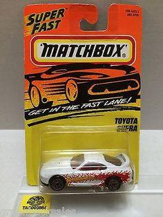 (TAS003864) - Matchbox - Toyota Supra