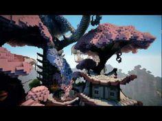 Ryu Sakai - The Dragon Realm [Minecraft Cinematic] [1080P]