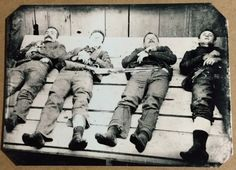 Rare tintype 4 Members of the Dalton Gang Killed at Coffeyville KS 1892 Dalton Gang, Wild West Outlaws, Old West, Kansas, Nostalgia, The Past, In This Moment, History, American