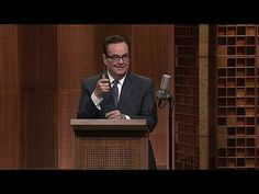 The Tonight Show Starring Jimmy Fallon: Paul Rudd, Shaquille O'Neal, Hannibal Buress: Jimmy Fallon's Monologue --  -- http://www.tvweb.com/shows/the-tonight-show-starring-jimmy-fallon/season-1/paul-rudd-shaquille-oneal-hannibal-buress--jimmy-fallons-monologue