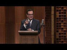 The Tonight Show Starring Jimmy Fallon: Paul Rudd, Shaquille O'Neal, Hannibal Buress: Jimmy Fallon's Monologue --  -- http://www.tvweb.com/shows/the-tonight-show-starring-jimmy-fallon/season-1/paul-rudd-shaquille-oneal-hannibal-buress--jimmy-fallons-monologue