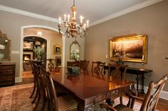 ACM Design, Architecture & Interiors in Asheville, NC. European Style Homes, Dining Room, Dining Table, Architecture Interiors, Asheville Nc, European Fashion, Space, Furniture, Design