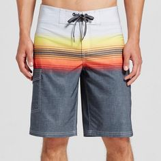 bddf7a98b4 Hit the waves in style with the Men's Board Shorts - Mossimo Supply Co.™