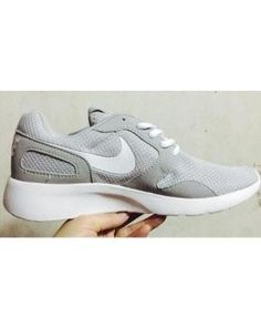 on sale f2564 173af Nike Kaishi Run Light Gray White on We Heart It