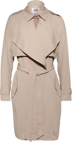 Trenchcoat von Vero Moda @ ABOUT YOU http://www.aboutyou.de/quick/1760633?utm_source=pinterest&utm_medium=social&utm_term=AY-Pin&utm_content=2015-07-KW-31&utm_campaign=Star-Styles-Board