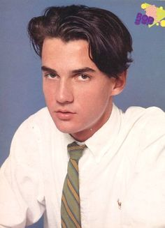 Tommy Page   100 Forgotten Heartthrobs Of The '80s And '90s