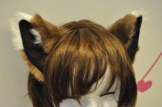 ******************welcome to my shop****************** Description: 1 cat ears Lolita headband. *Headband is suitable for girls and adult. Fox Ears, Animal Ears, Ear Headbands, Holiday Fun, Marathon, I Shop, Kitty, Cosplay, Coffee