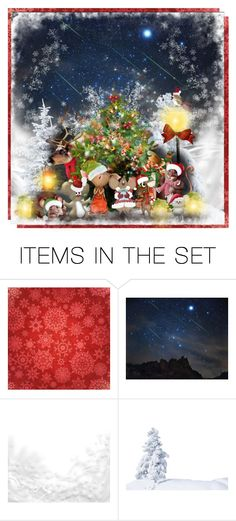 """""""Caroling for Santa on Rodentia Mountain"""" by cathy1965 on Polyvore featuring art"""