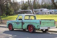 Rat Rods FS » Blog Archive » 1971 Dodge Other Pickups custom 1971 Dodge D100 Sweptline, Shop Truck, Patina, Rat Rod