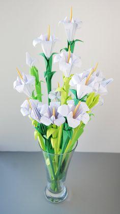 Bouquet de lys du champ