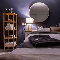 Bio Cosmetics, Roubaix, Spa Massage, Salon Design, France, Boutique, Decoration, Bed, Furniture