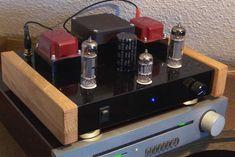 Mini-EL84-SE-Amp, von Thomas Goecking Valve Amplifier, Home Cinemas, Vacuum Tube, Audiophile, Multimedia, Mini, Entertainment, Accessories, Circuits