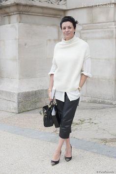 PHOTOS - Garance Doré, le look de la parisienne chic.