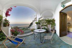 Positano La Rosa dei Venti - amalfi coast italy bed and breakfast- better prices!