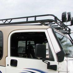 Expedition Rack, Jeep 87-95 YJ Wrangler