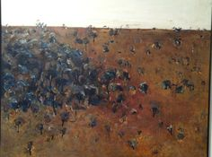 Fred Williams. Upwey Landscape 5