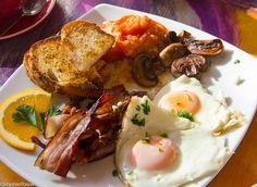typical australian breakfast