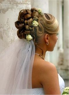 Gallery, Traditional Wedding Hair Updos: Classic Wedding Hair Updos