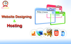 Get the Best #WebDesigning and #WebHosting Services at Affordable Price - www.ntsinfotechindia.com